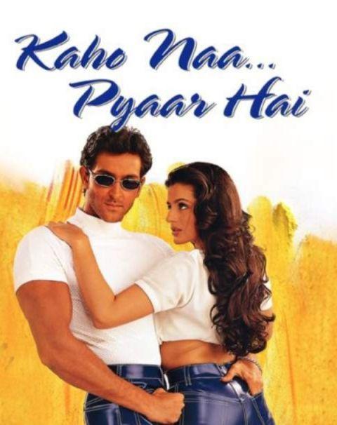 Ameesha Patel debut film- Kaho Naa... Pyaar Hai
