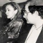 Salman Rushdie second wife Marianne Wiggings