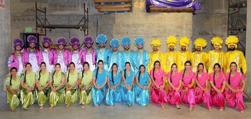 Bhangra Team
