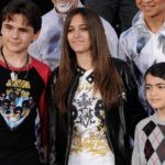 Paris Jackson With Her Brothers