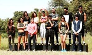 Nia Sharma in 'Fear Factor- Khatron Ke Khiladi Season 8'