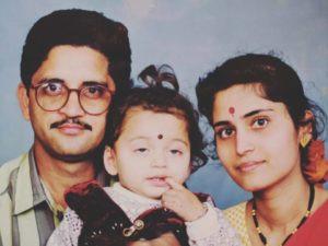 Sumedh Mudgalkar's Childhood Picture