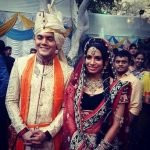 Sneha Kapoor with her husband Lavin Gothi