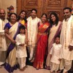 Raja Kumari Family