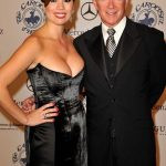 Alan Thicke with wife Tanya Callau