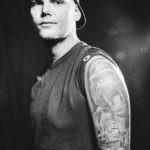Avicii left arm tattoo
