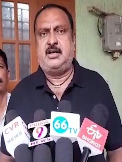 Brother of Venu Madhav