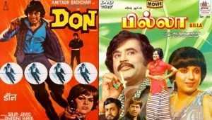 Rajinikanth's Billa is remake of Don