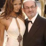 Salman Rushdie fourth wife Padma Lakshmi