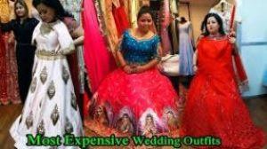 Neeta Lulla designed Bharti Singh Wedding Costumes