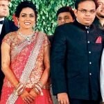 Jay Shah With His Wife