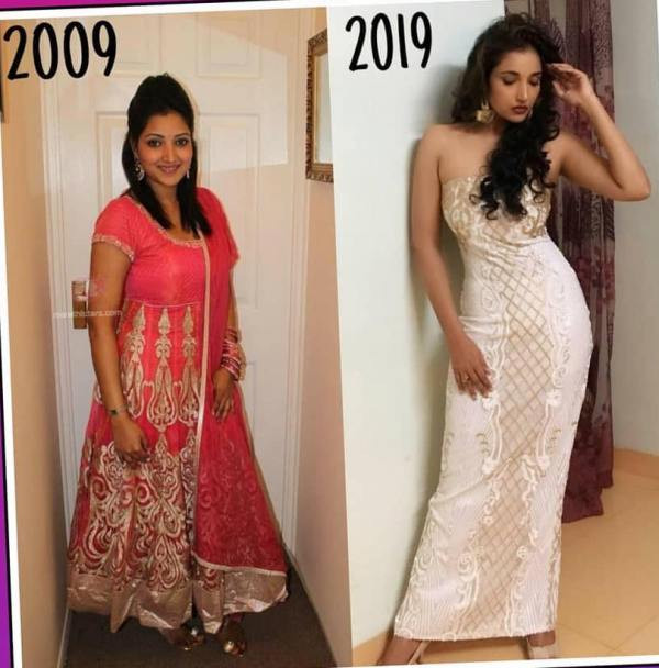 Rupali Bhosale Then And Now