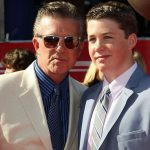 Alan Thicke with son Carter Thicke