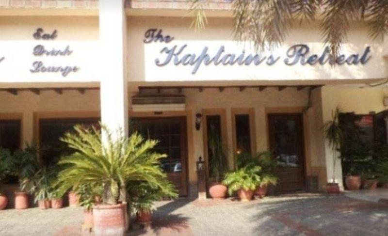Kapil Dev's Restaurant Kaptain's Retreat in Chandigarh