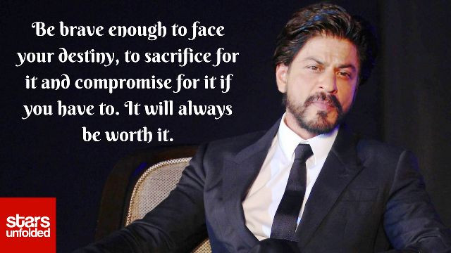 SRK Inspirational Quote 5