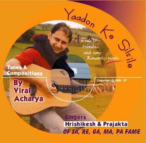 Viral Acharya's Music Album
