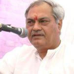 Kartikeya Sharma's Father