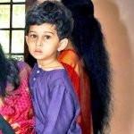 karthik daughter