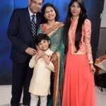 Devyansh Tapuriah family