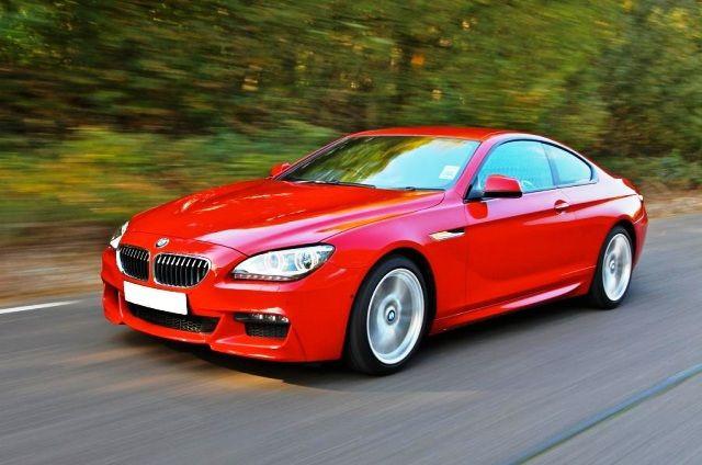 SRK BMW 6 Series
