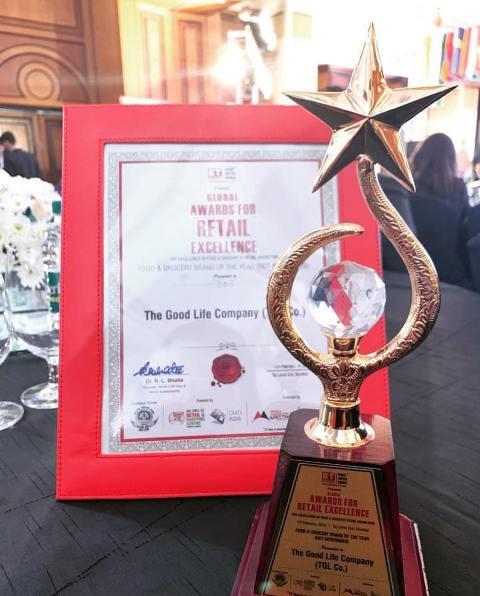 Farhan Azmi's Award