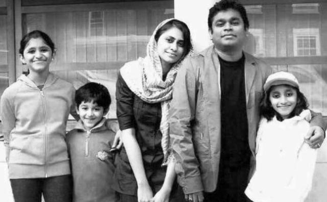 A. R. Rahman Family