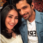 Jessica Iskandar with Vishal Singh