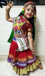 Aayesha Vindhara loves dancing