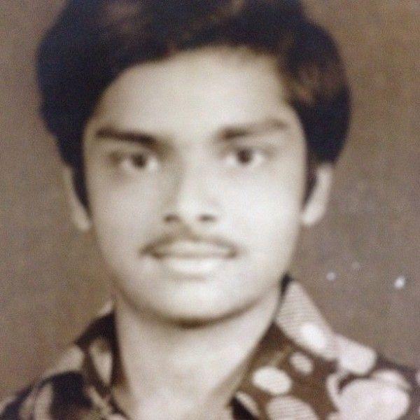 Parakala Prabhakar in his college days