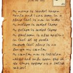 Saadat Hasan Manto Letter to Uncle Sam