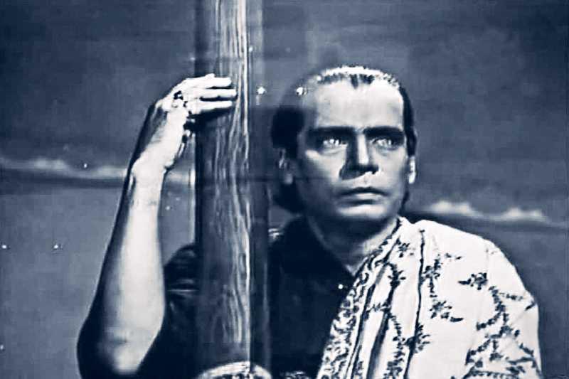 S. D. Burman's Guru K.C. Dey