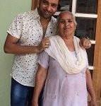 Harjit Harman mother