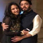 Radhika Merchant with Anant Ambani- Viral Picture