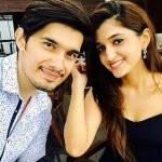 Nidhi Shah with boyfriend