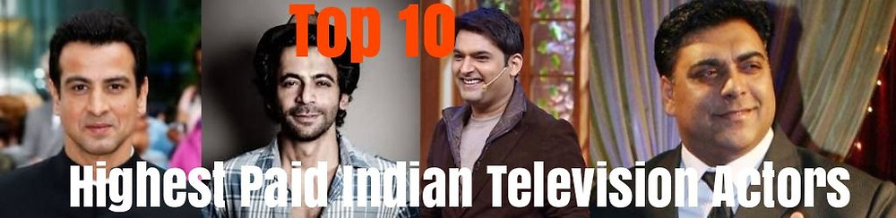Highest Paid Indian Television Actors