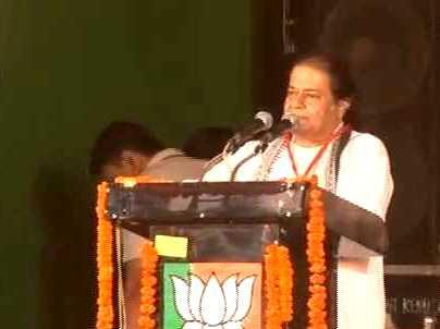 Anup Jalota - Member of BJP