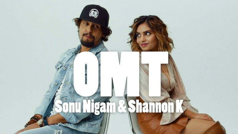 Shannon K with Sonu Nigam