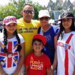 Rana Ahluwalia with his family