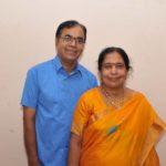 Rahul Kumar Velpula Parents