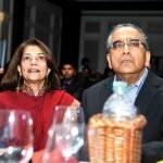 Kalli Purie parents