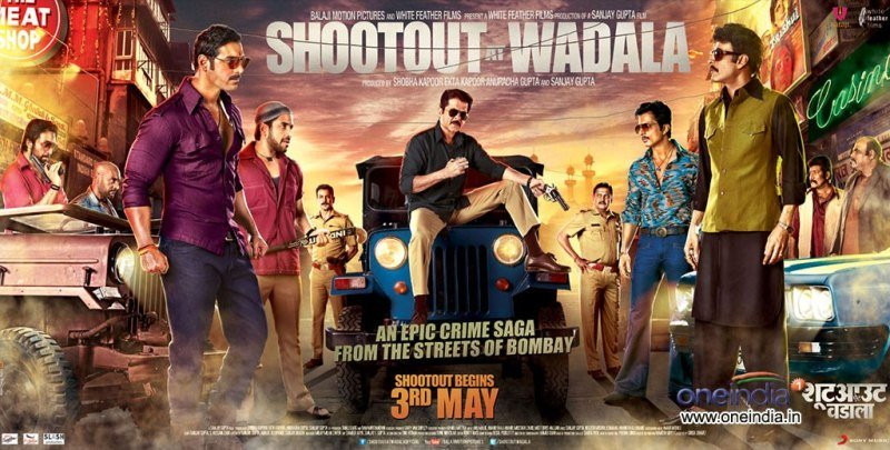 Shootout at WadalaPoster