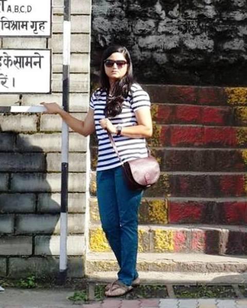 Shrestha Thakur