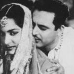 Waheeda Rehman and Guru Datt