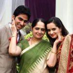 Mriganka Singh In her Daughter Wedding