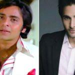 Rohan Vinod Mehra (right) and Vinod Mehra (left)