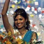 Parvathy Omanakuttan Miss India 2008