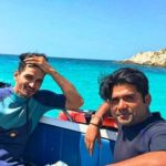 Gajendra Verma With His Brother