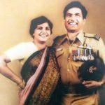 Sachin Pilot's Parents