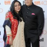 Meghna Gulzar With Her Husband