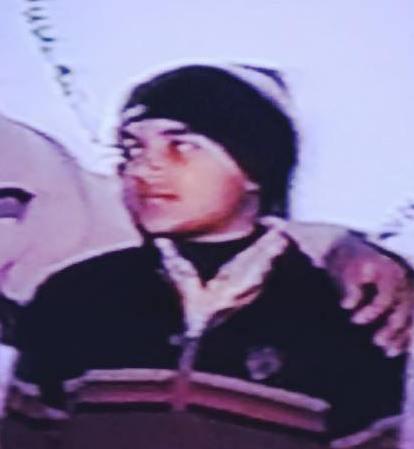 Guru Randhawa's childhood picture